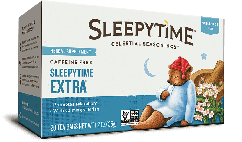 What is in sleepy time tea
