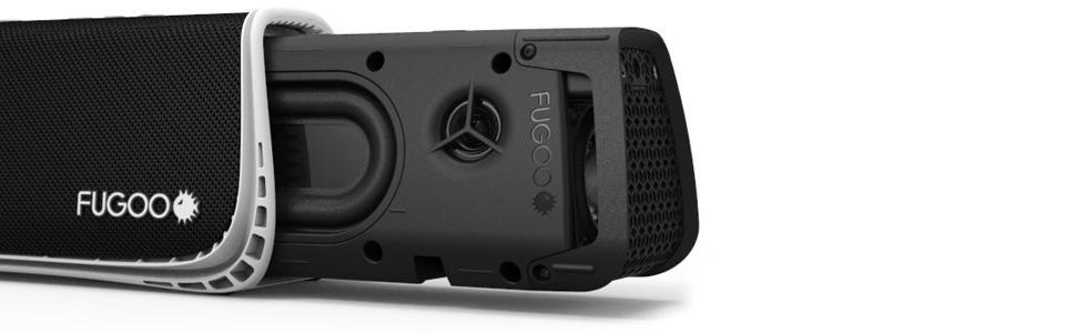 Amazon Com Fugoo Sport Xl Portable Rugged Waterproof