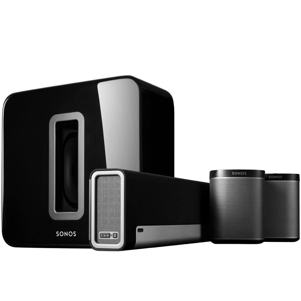 Sonos playbar tv sound bar wireless streaming - How to design a home theater speaker system ...