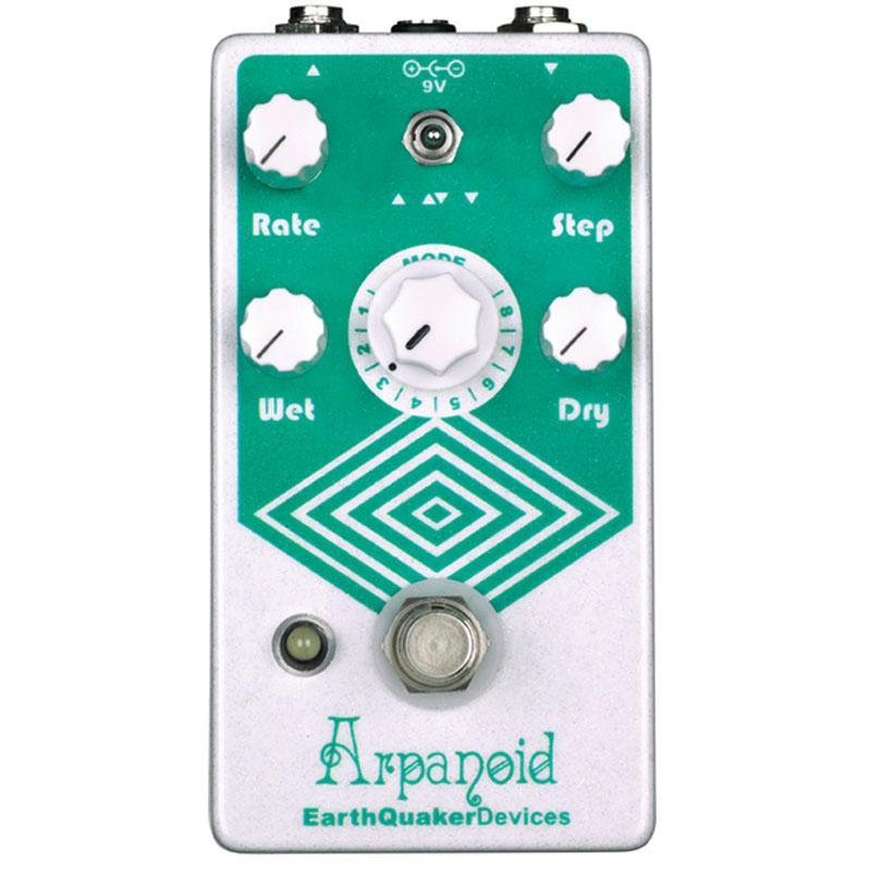 earthquaker devices arpanoid polyphonic pitch arpeggiator guitar effects pedal. Black Bedroom Furniture Sets. Home Design Ideas