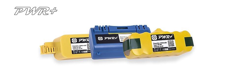 Amazon Com Pwr High Capacity Battery For Irobot Roomba