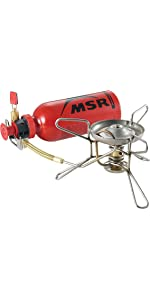 msr, whisperlite, stove, backpacking, camping, climbing, liquid fuel