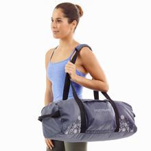 Amazon Com Stott Pilates Eco Deluxe Mat Blue Black 0 4