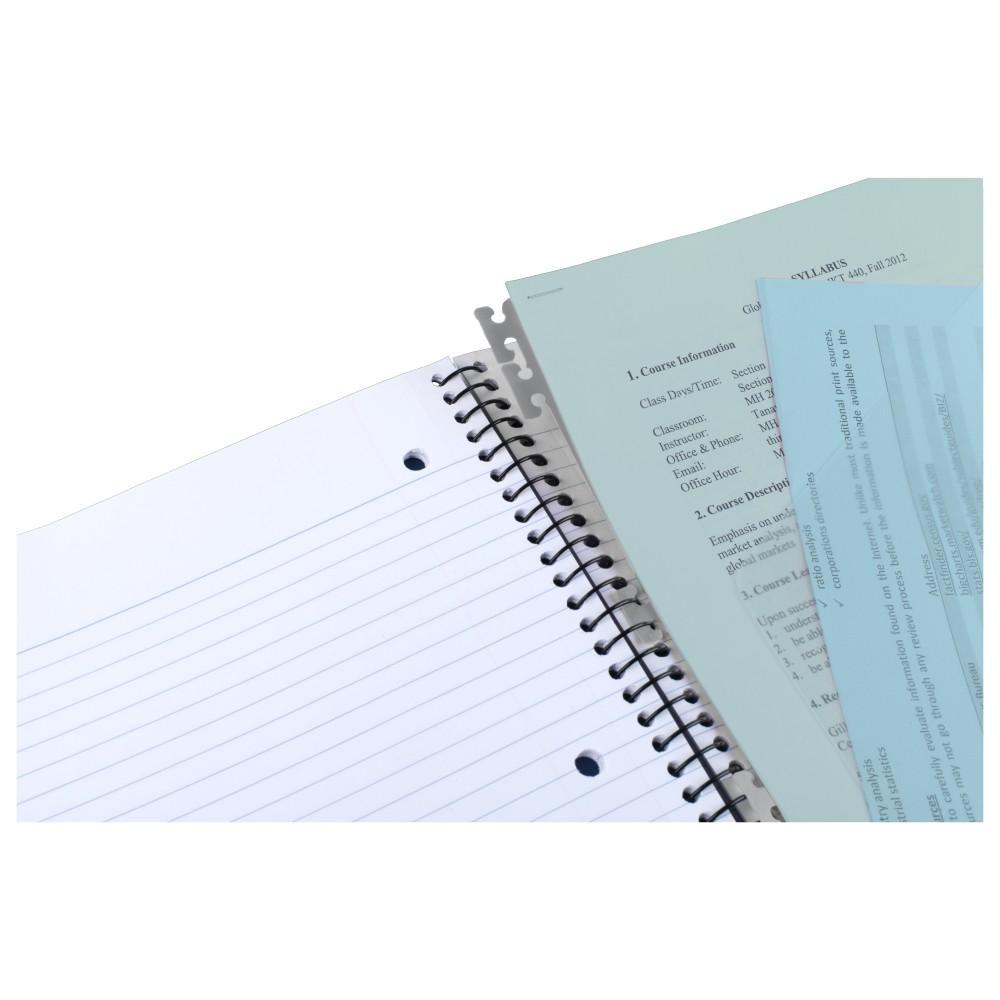 Amazon.com : Five Star Advance Spiral Notebook, 2 Subject