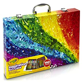 crayola inspiration art case hero image