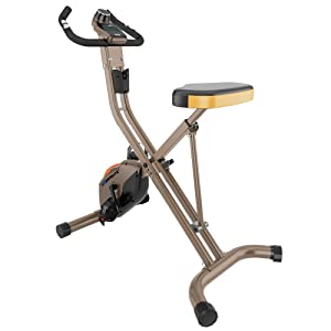 Exerpeutic 500 XLS Foldable Magnetic Upright Bike