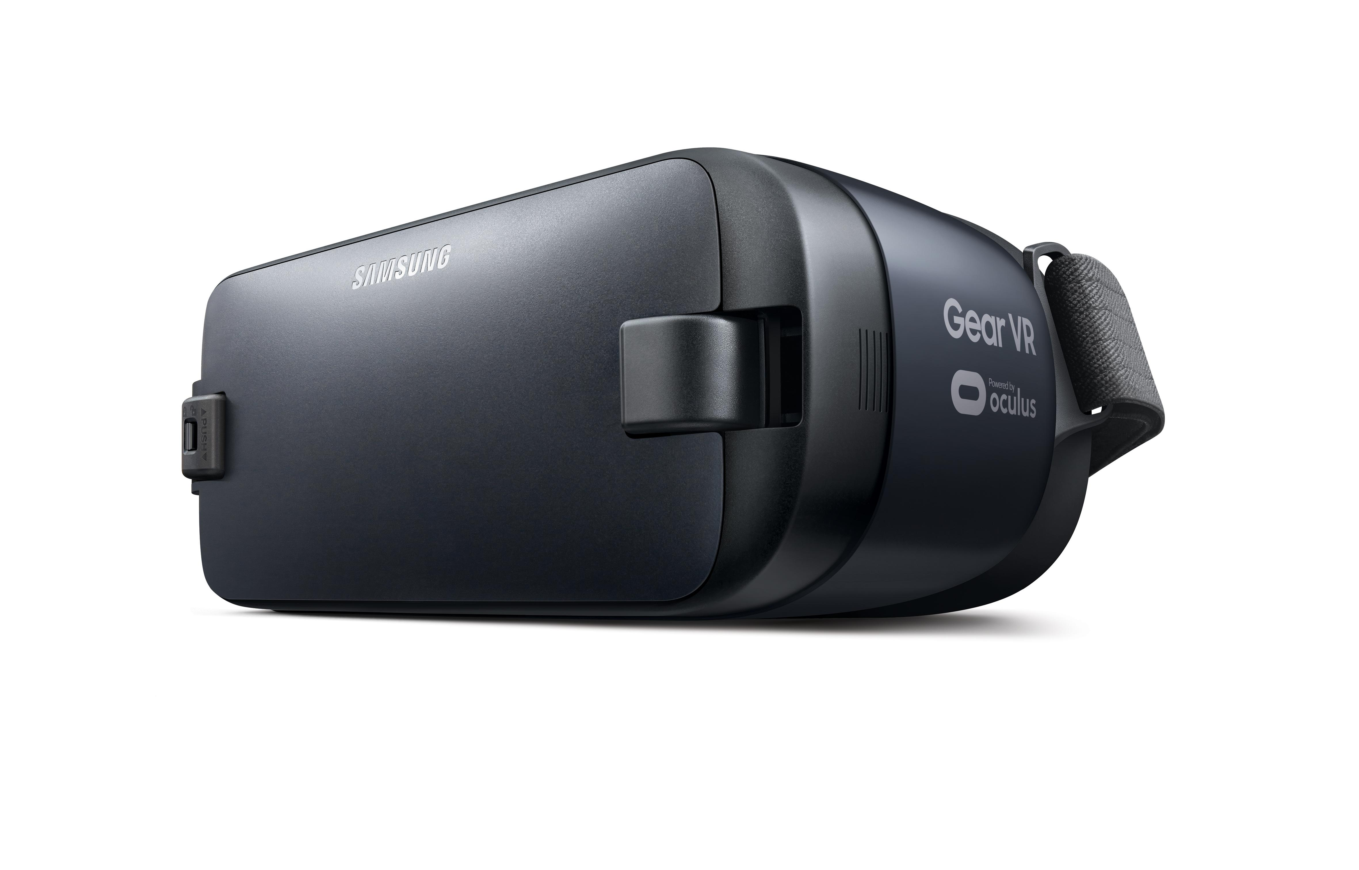 Amazon.com: Samsung Gear VR (2016) - GS7s, Note 5, GS6s (US Version w/ Warranty - Discontinued ...