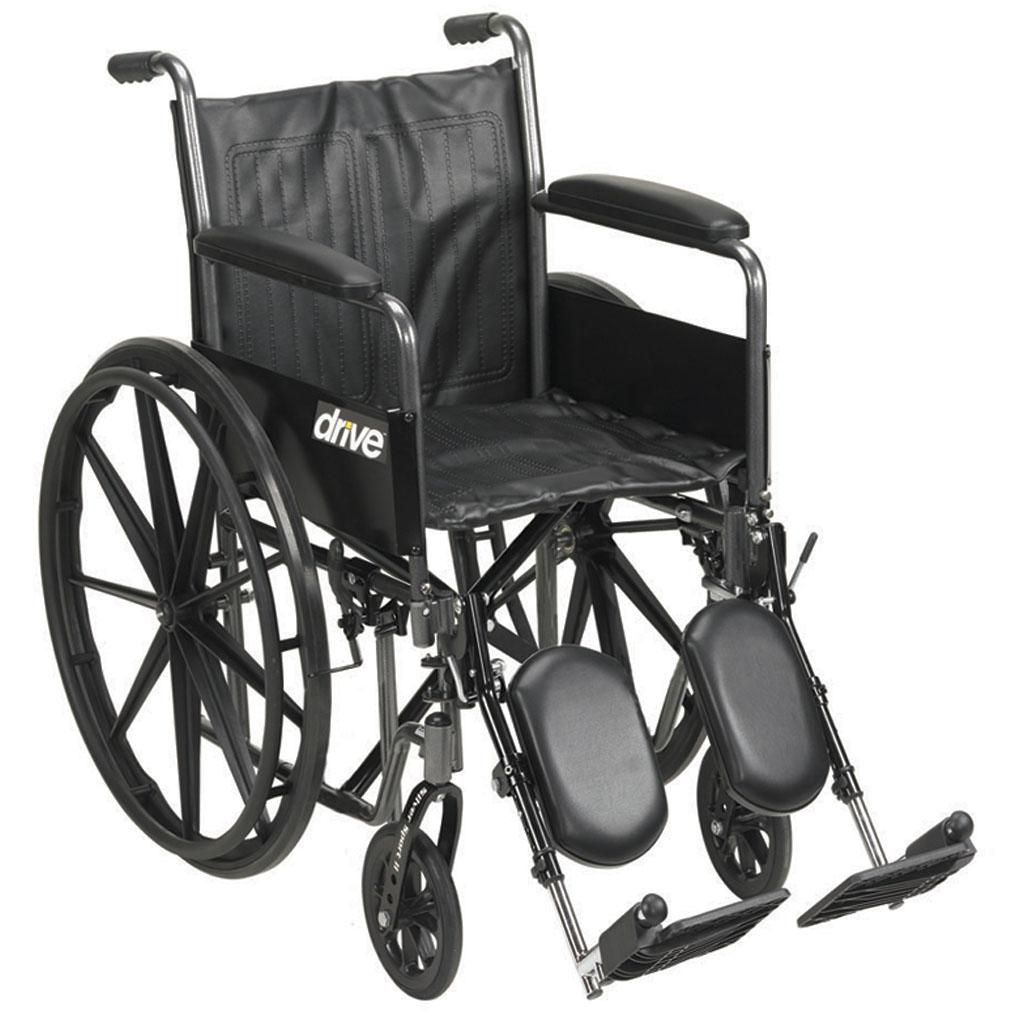 One arm drive wheelchair - The Silver Sport 2 Wheelchair Has 8 Inch Front Casters Adjustable In Three Positions