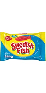 Swedish fish soft chewy candy 2 ounce for Swedish fish amazon
