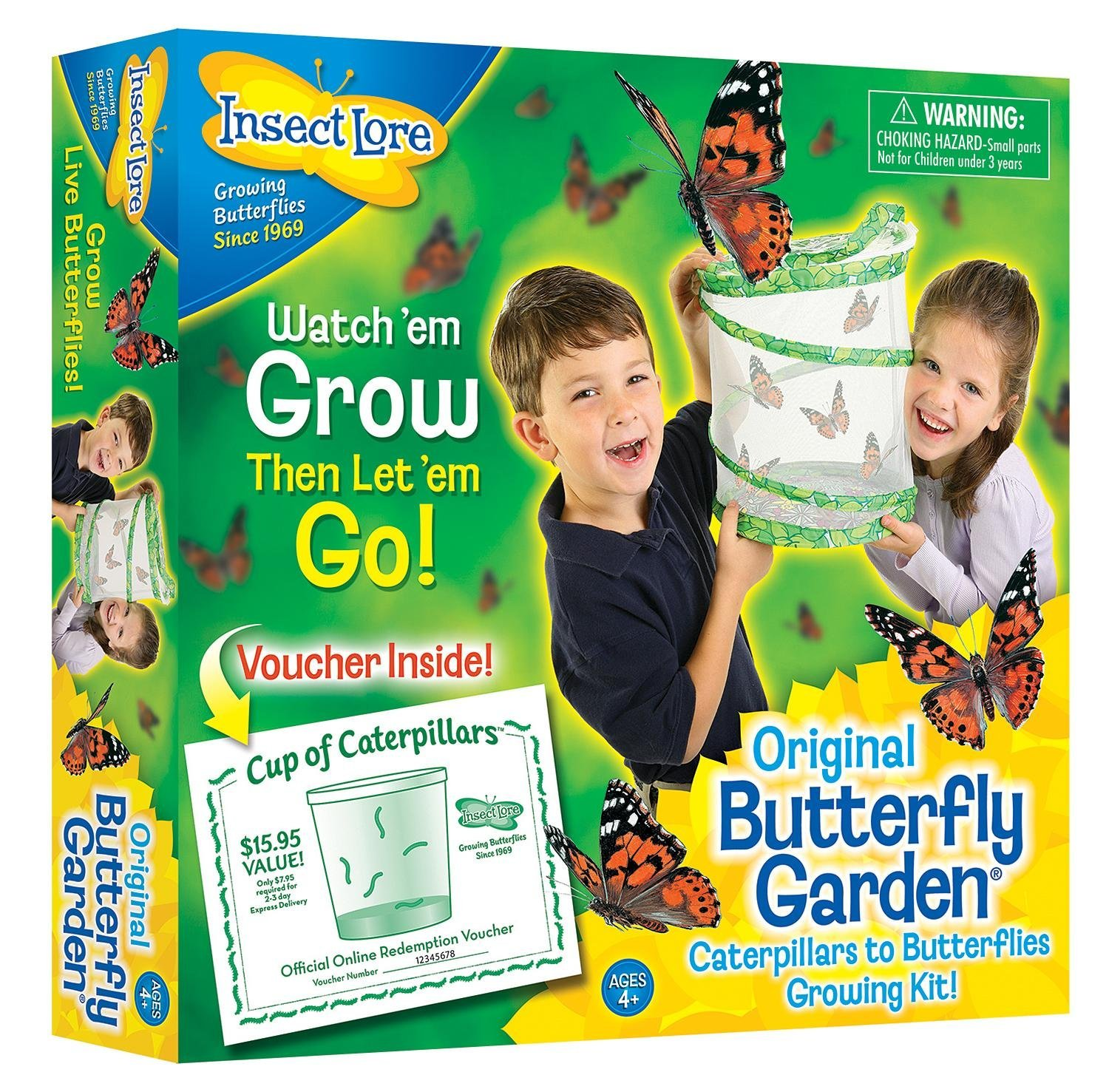 Find great deals on eBay for insect lore live butterfly garden. Shop with confidence.