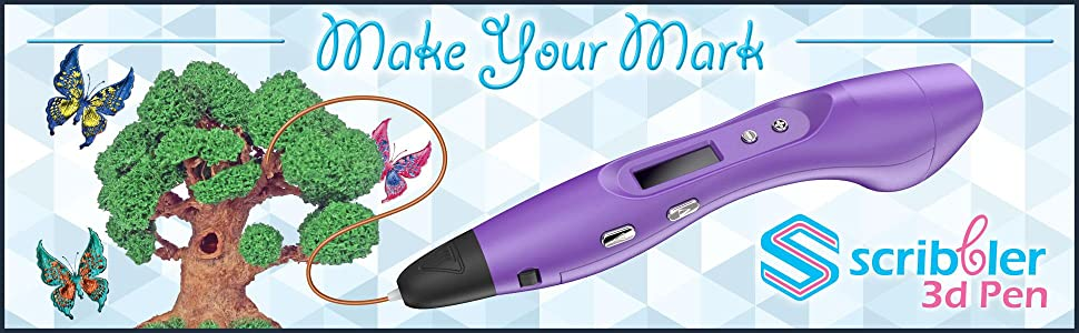 scribbler 3d pen instructions