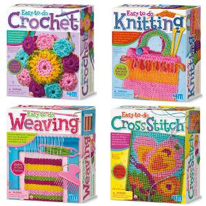 4m easy to do crochet kit