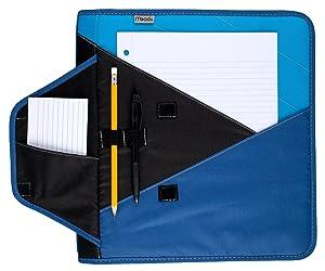 Amazon Com Mead 2 Inch Zipper Binder With Handle