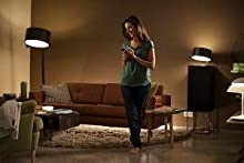 security lights, home automation