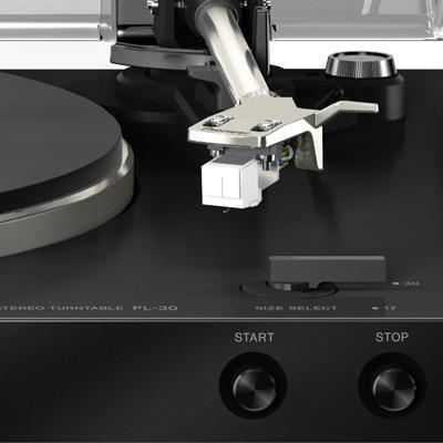 Amazon Com Pioneer Pl 30 K Audiophile Stereo Turntable