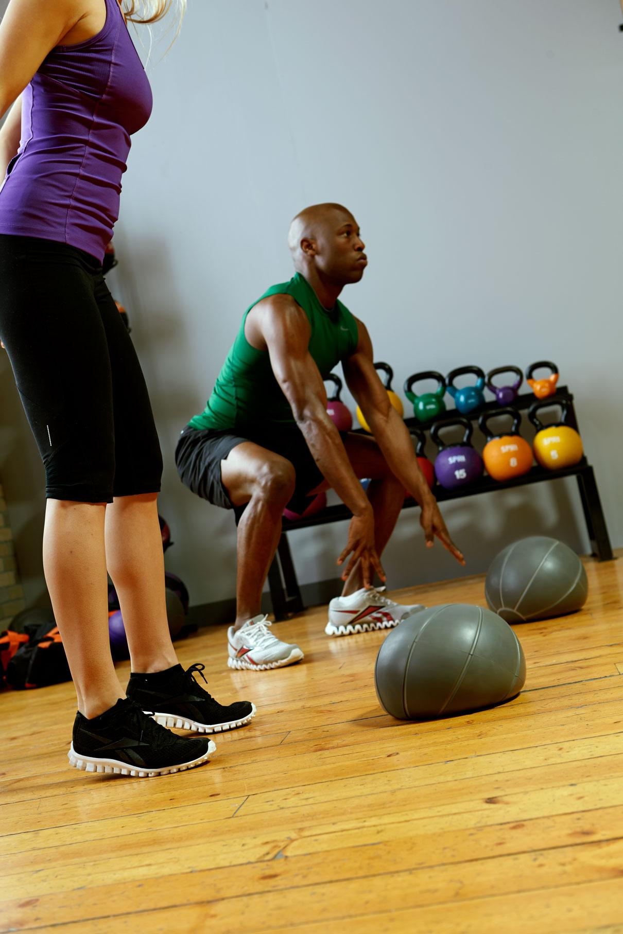 Amazon Com Spri Slam Medicine Ball Sports Amp Outdoors