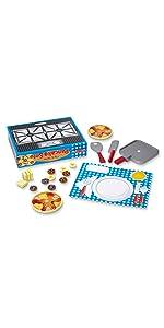 breakfast;food;pretend;play;kitchen;cooking;chef;diner;restaurant