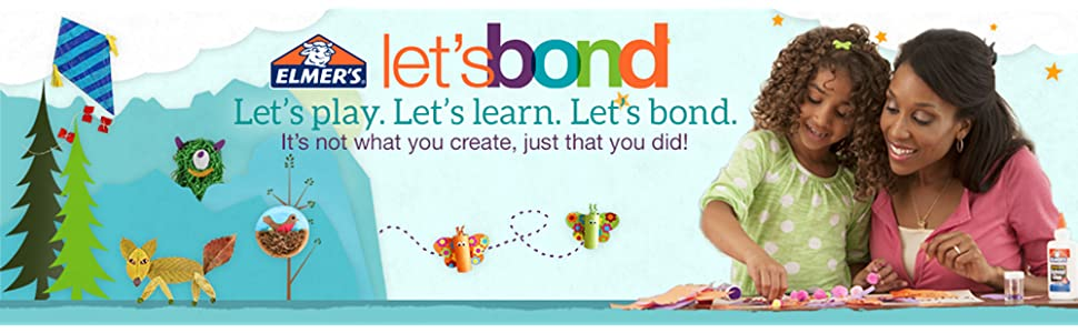 Let's Play. Let's Learn. Let's Bond