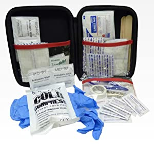 coleman, first aid, kit, survival