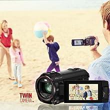 HC-WX970 Twin Camera