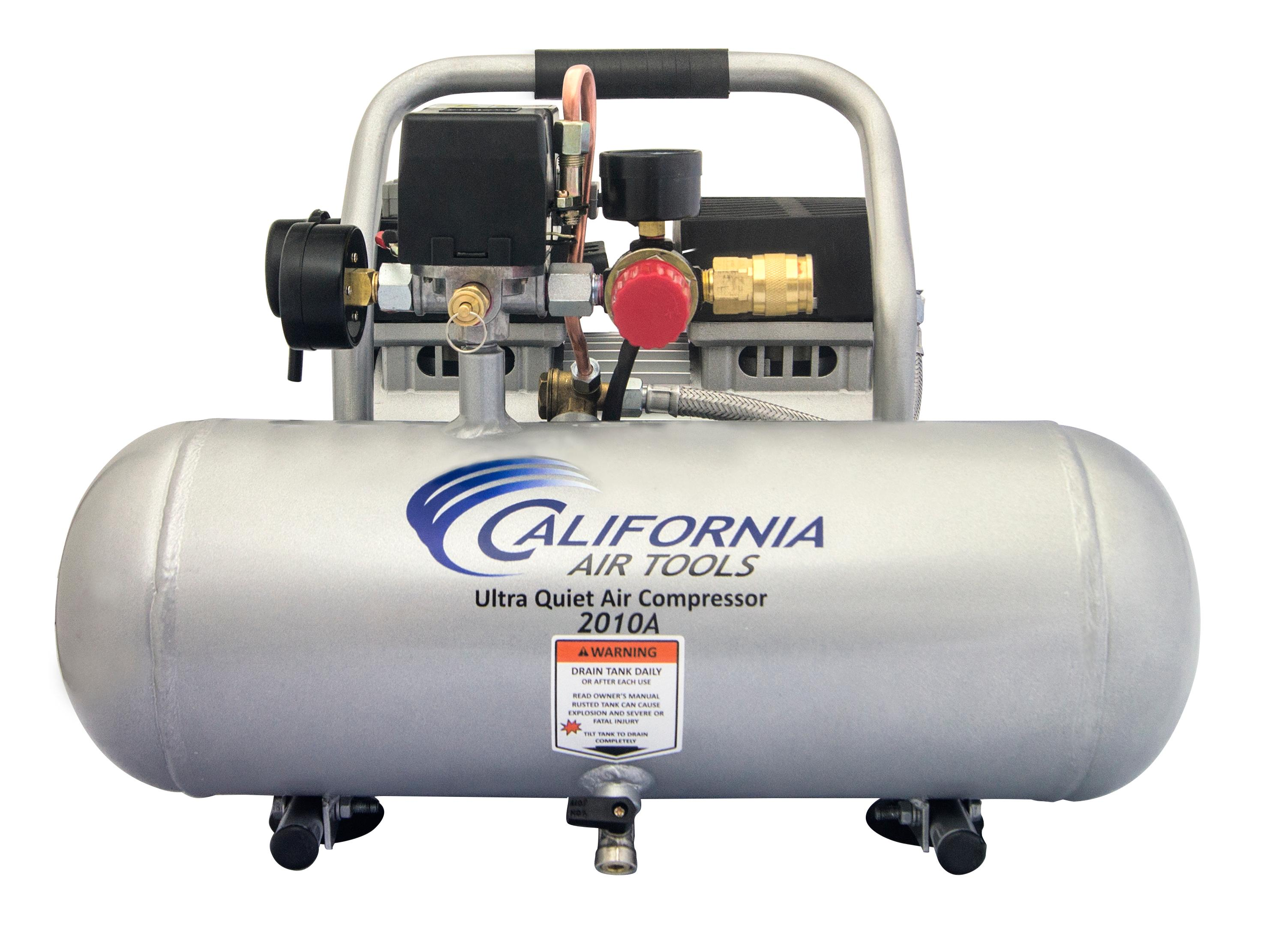California Air Tools 2010A Ultra Quiet and Oil-Free 1.0 HP