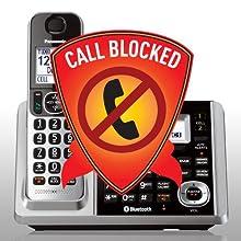 KX-TGF37xS Call Block