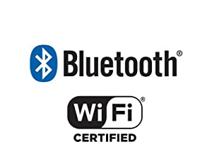Built-in Dual Band Wi-Fi and Bluetooth Wireless Technology