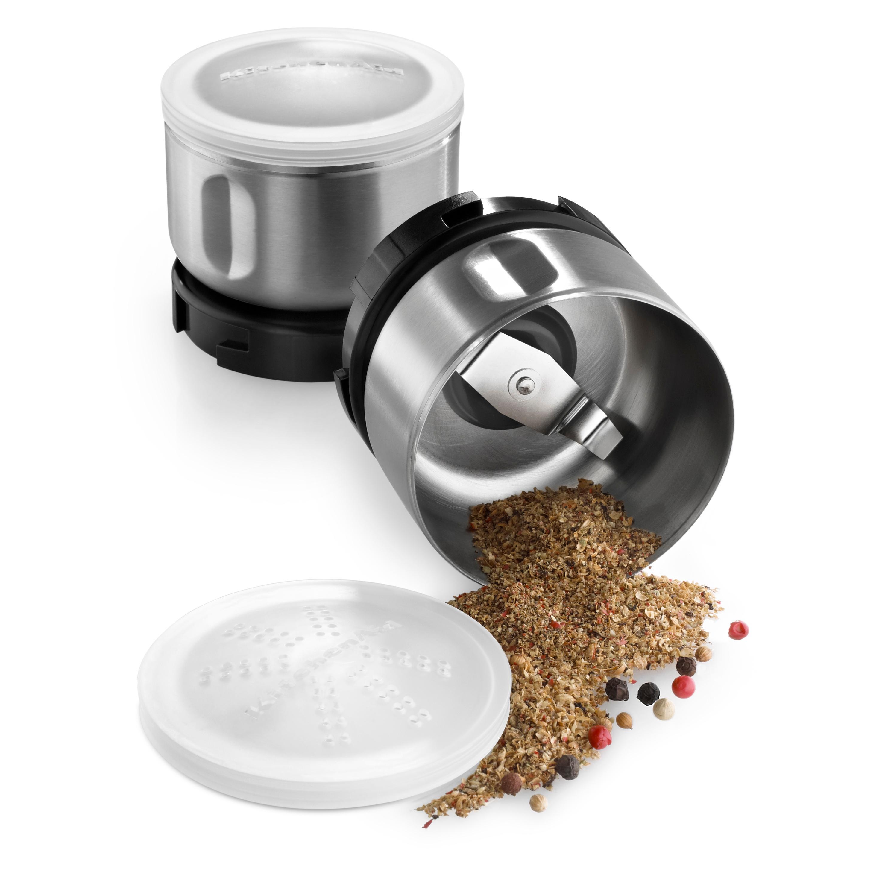 Amazon Com Kitchenaid Bcg211ob Blade Coffee And Spice