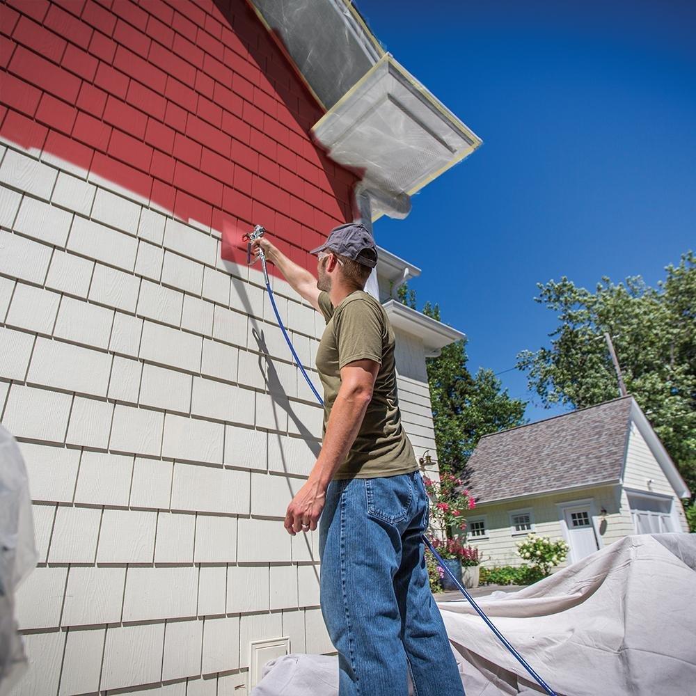 Graco magnum 262805 x7 hiboy cart airless paint sprayer - Paint sprayer for house exterior ...
