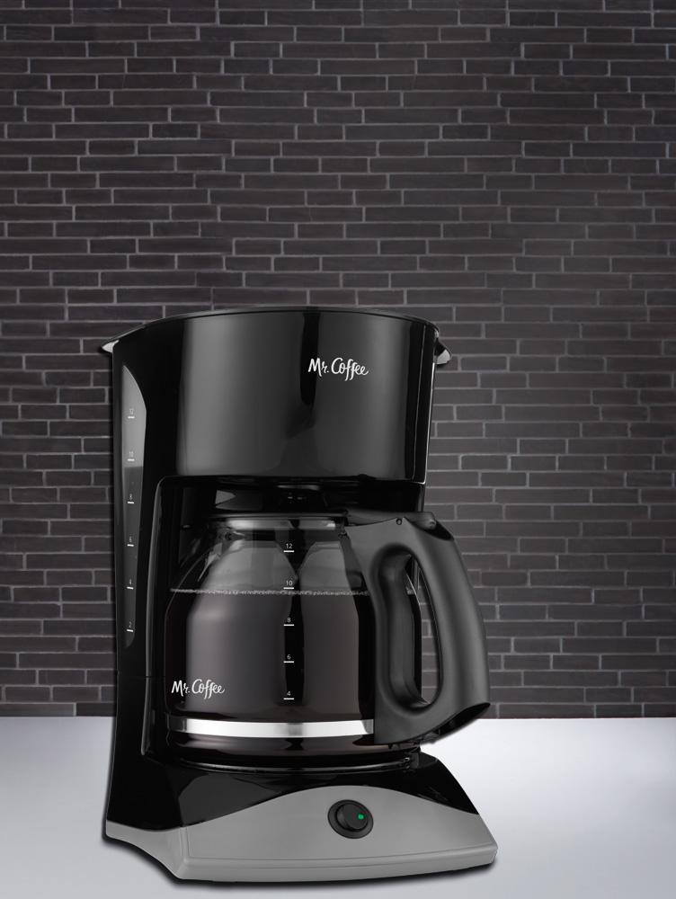 how to clean 5 cup mr coffee maker