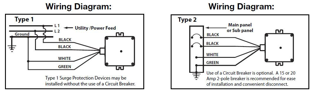 e2188f70 80bb 4384 ba4e f975bf42aa2f._CB285455113_ amazon com intermatic ig1240rc3 whole home type 1 or 2 surge whole house surge protector wiring diagram at bakdesigns.co