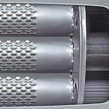 Walker Emissons Control, Walker Exhaust, Quiet Flow SS Muffler