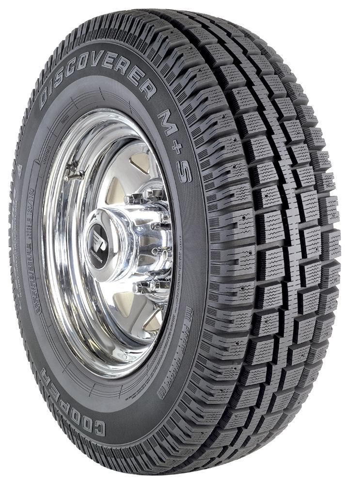 cooper discoverer m s winter radial tire 245. Black Bedroom Furniture Sets. Home Design Ideas