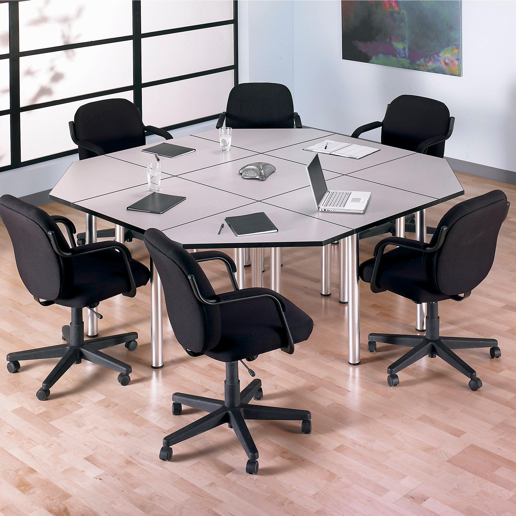 Amazon.com: Aspen Large Rectangle Table: Kitchen & Dining