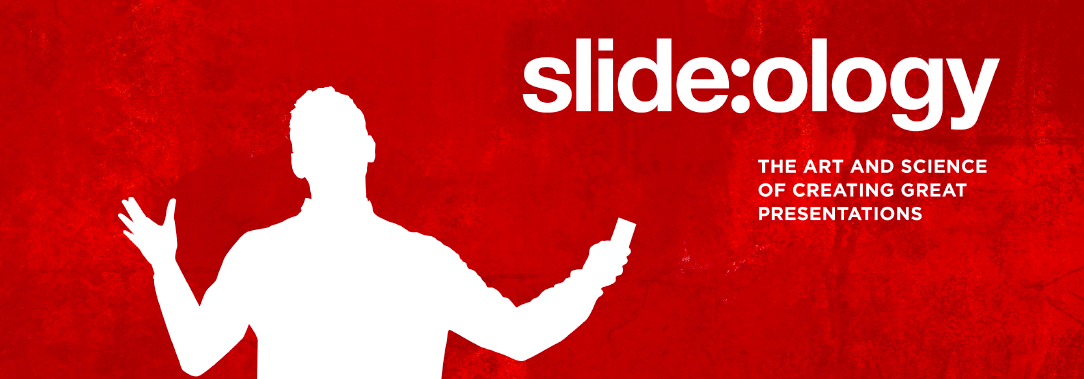 Slideology the art and science