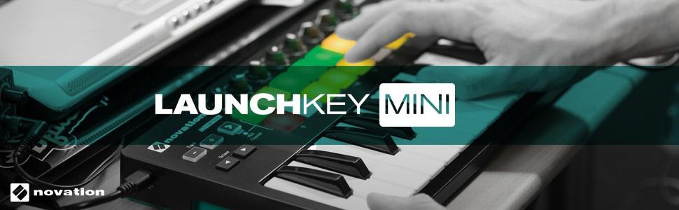 The Mini Keyboard for Ableton Live
