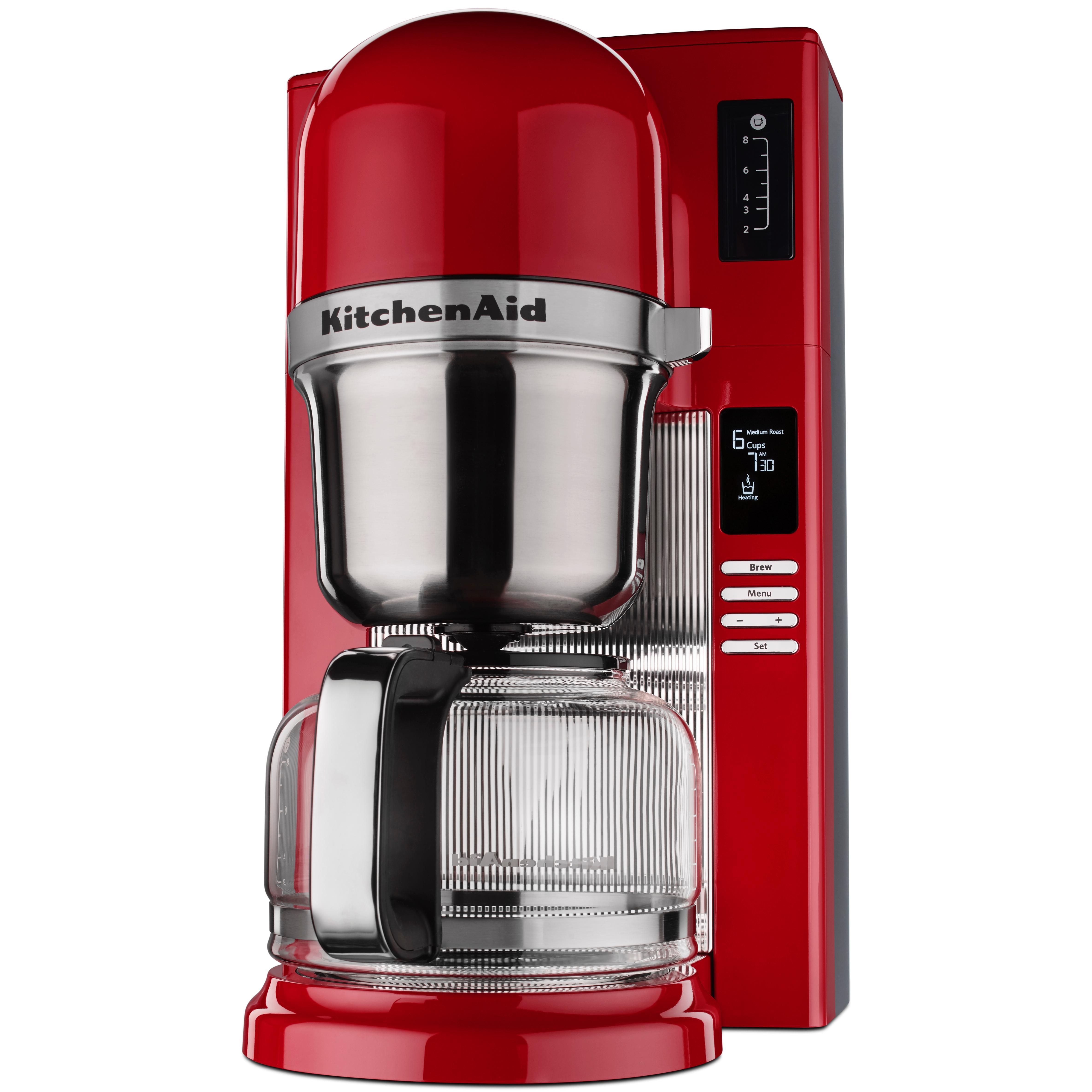 Pour Over Coffee Maker Handmade : KitchenAid KCM0802OB Pour Over Coffee Brewer, Onyx Black 725407150607 eBay