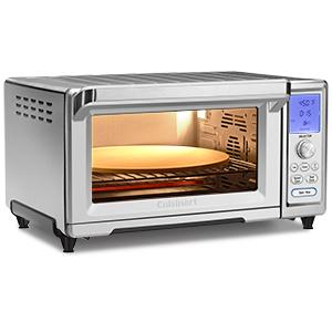 Amazon Com Cuisinart Tob 260 Chef S Convection Toaster