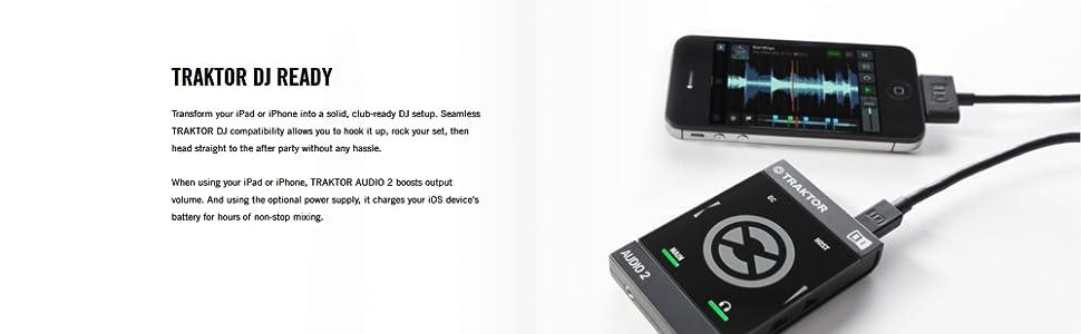 Amazon.com: Interfaz de audio Native Instruments Traktor ...