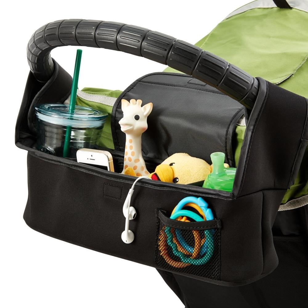 Baby Jogger City Premier And City Select Lux Child Tray Single Black
