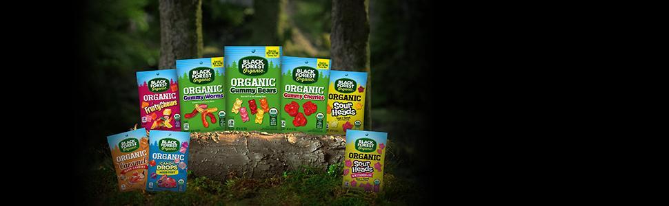 Black Forest Organic Banner