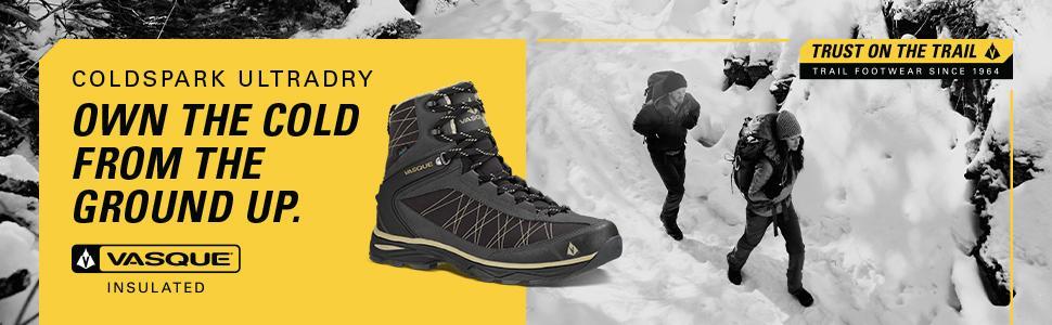 Amazon.com | Vasque Men's Coldspark Ultradry Snow Boot