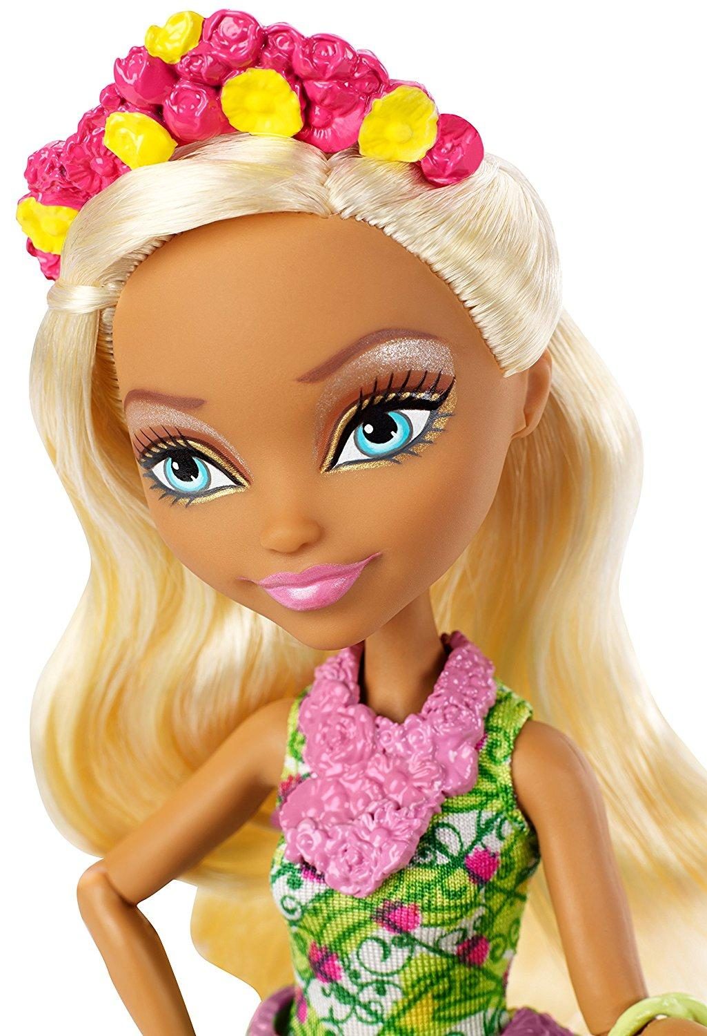 Amazon.com: Ever After High Nina Thumbell Doll: Toys & Games