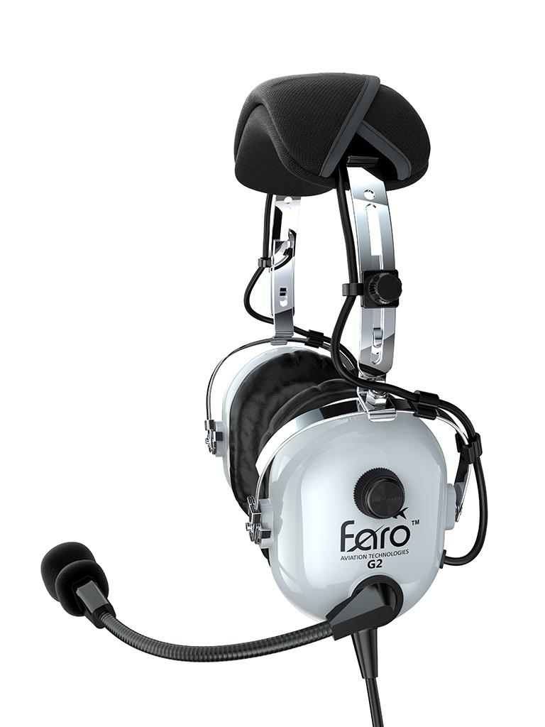 199bf35a128 Take it to the Skies with the Faro Aviation Headset with Advanced ...