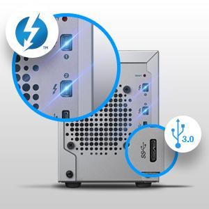 USB 3.0, Thunderbolt
