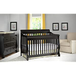 Canton 4 In 1 Convertible Crib From Delta Children