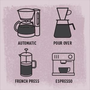 Brewing Espresso Roast Coffee