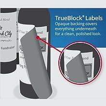 Avery Trueblock technology