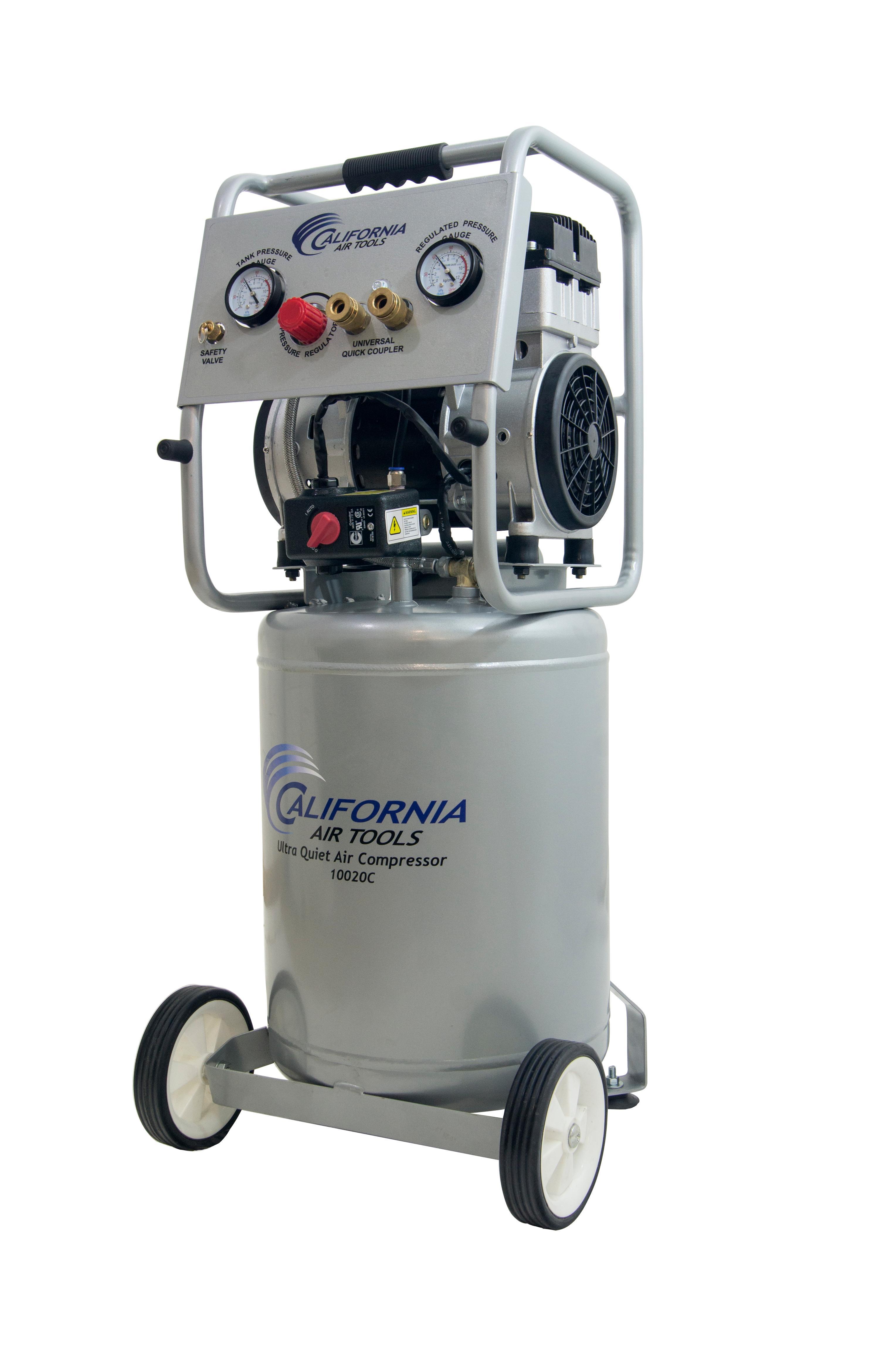 Amazon.com: California Air Tools 10020C Ultra Quiet Oil