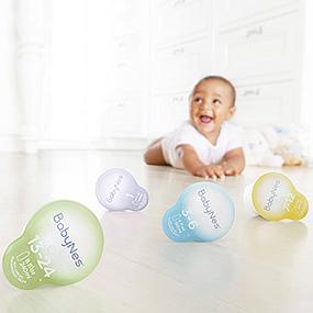 baby milk designed after breast milk